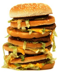 Вредни храни - хамбургер