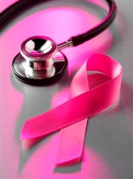 Розова панделка - рак на гърдата