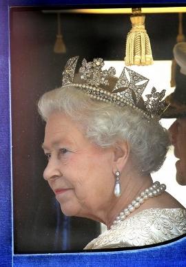 Диамантения юбилей на кралицата