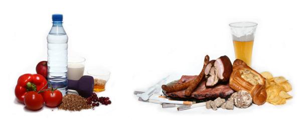 Полезни и вредни храни