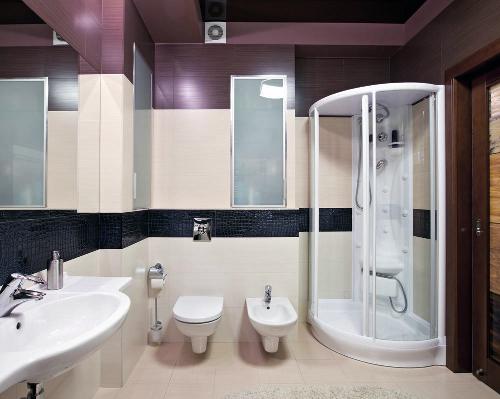 Дизайн на плочки за баня