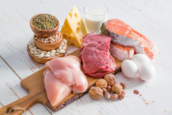 Изолевцин - храни